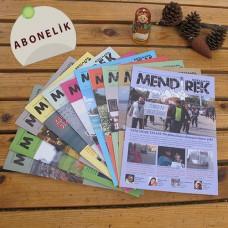 Bozcaada Mendirek Dergisi (ABONELİK)
