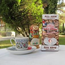 Özel Koyu Türk Kahvesi
